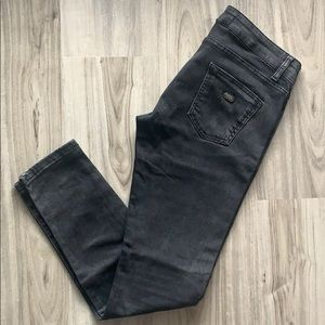 Salvatore Ferragamo - black jeans